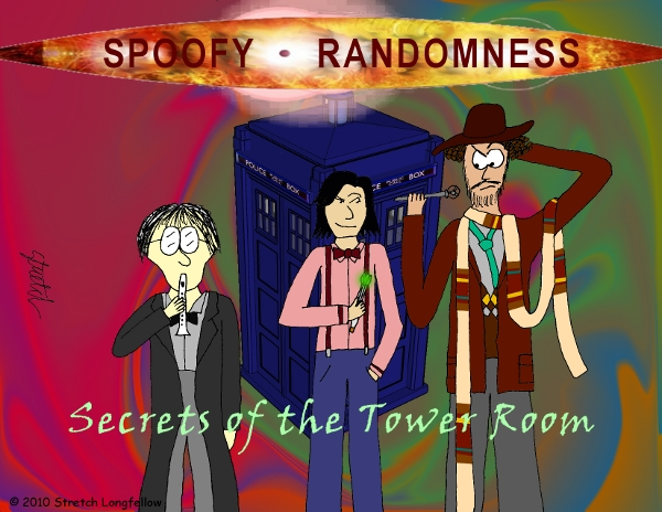 Secrets Of The Tower Room
