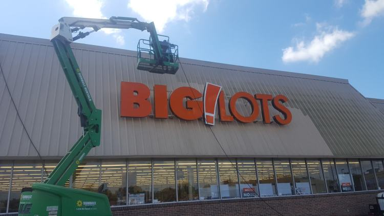 Big Lots In Progress