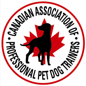 Canadian Association of Professional Pet Dog Trainers Logo