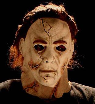 Rob Zombie Michael Myers Mask