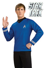 Star Trek Deluxe Spock Costume Shirt