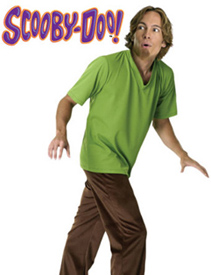 Adult Scooby Doo Costume - Shaggy