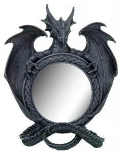 Dragon, dragon, on the wall