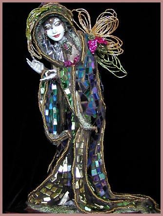 Goddess of the Fourth Chakra