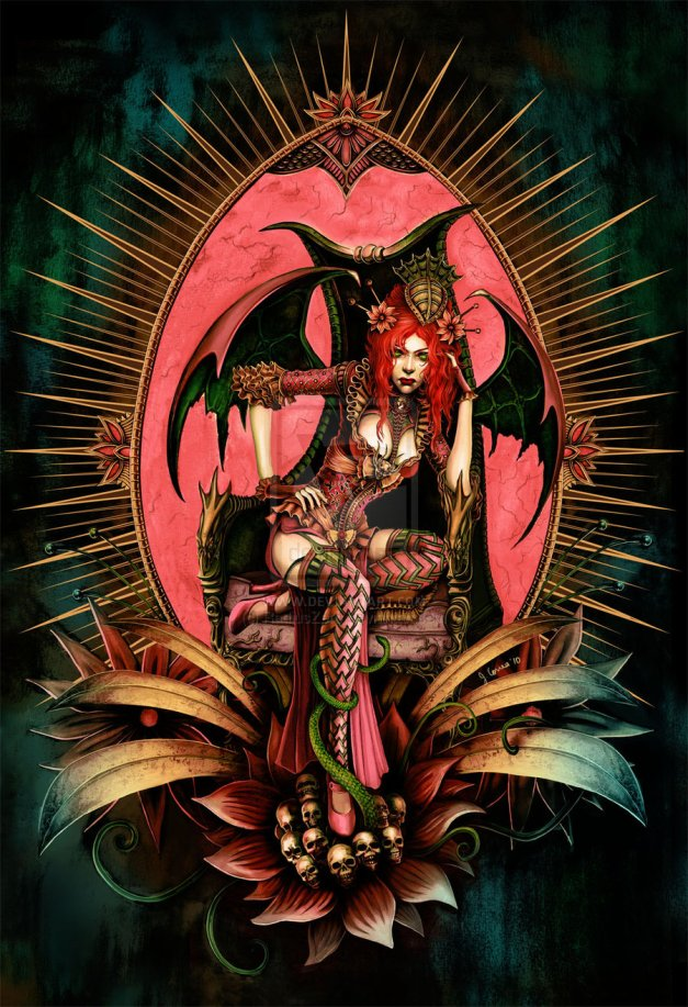 Gothic Queen 2
