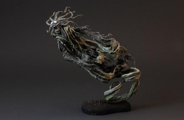 The fantastic sculpture of Dug Stanat