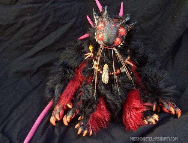 Henson the Catmander