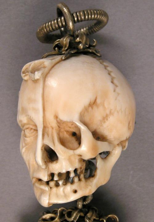 16th Century memento mori rosary
