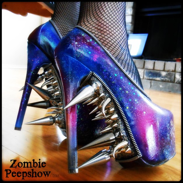 Shoes by Zombie Peepshow
