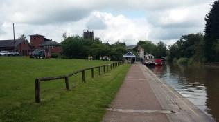 School boat trip #BEFAB Middlewich