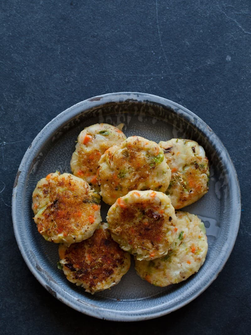 Fried And Cabbage Bacon Potatoes