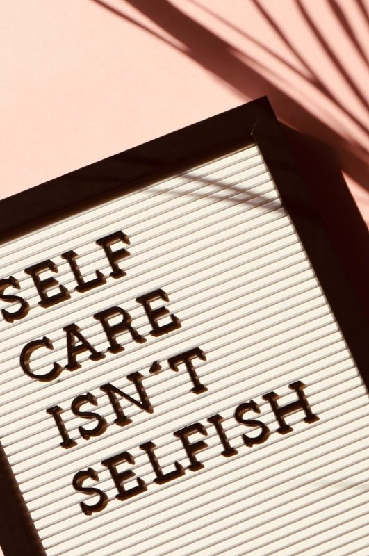 My Favorite Self Care Routines