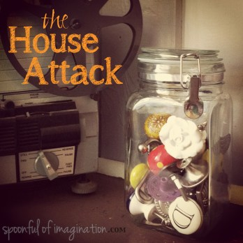 the house attack