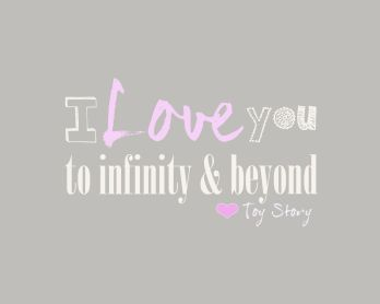 To infinity Beyond (pink)