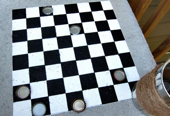 queen me in checkers