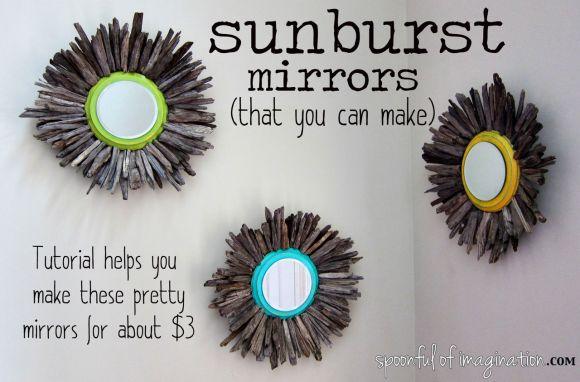 DIY_sunburst_mirrors