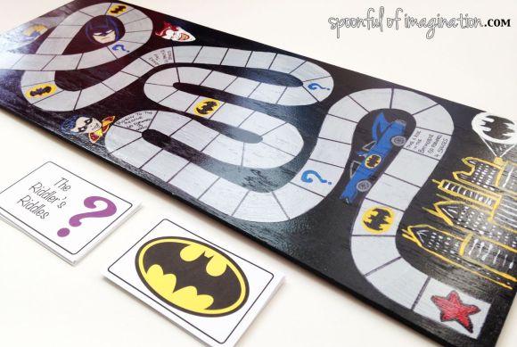 DIY_batman_birthday_party_game