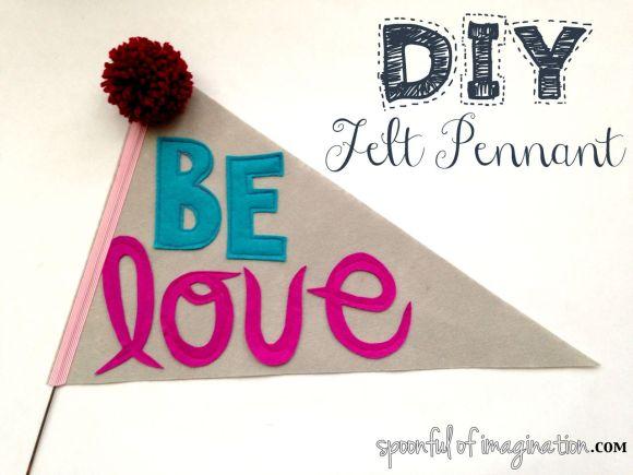 DIY_felt_pennant_flag