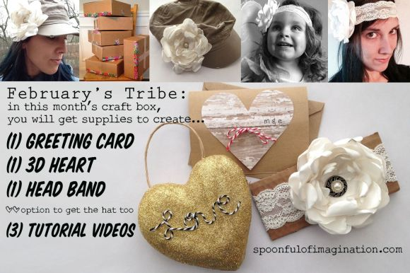 February's SpoonfulTribe