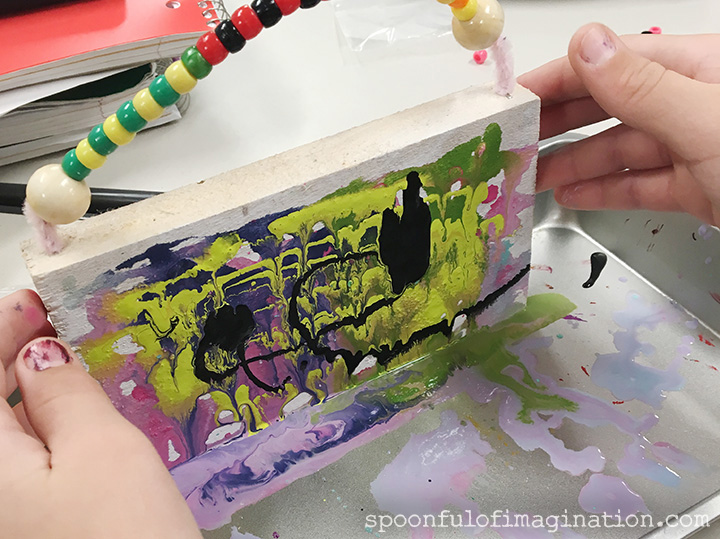 Squeeze One More Project Out of your Old Paint Bottles