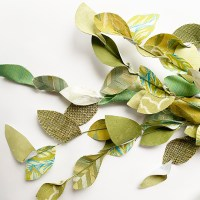 Create your own inexpensive foliage!