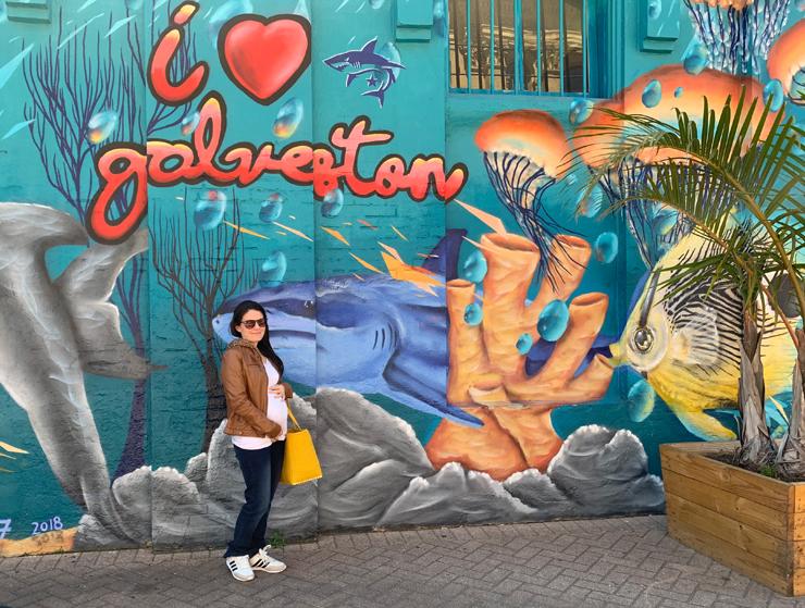 Murals in Galveston