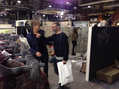 SPOON at PREMIUM Fashion exhibition - Berlin, January 2014