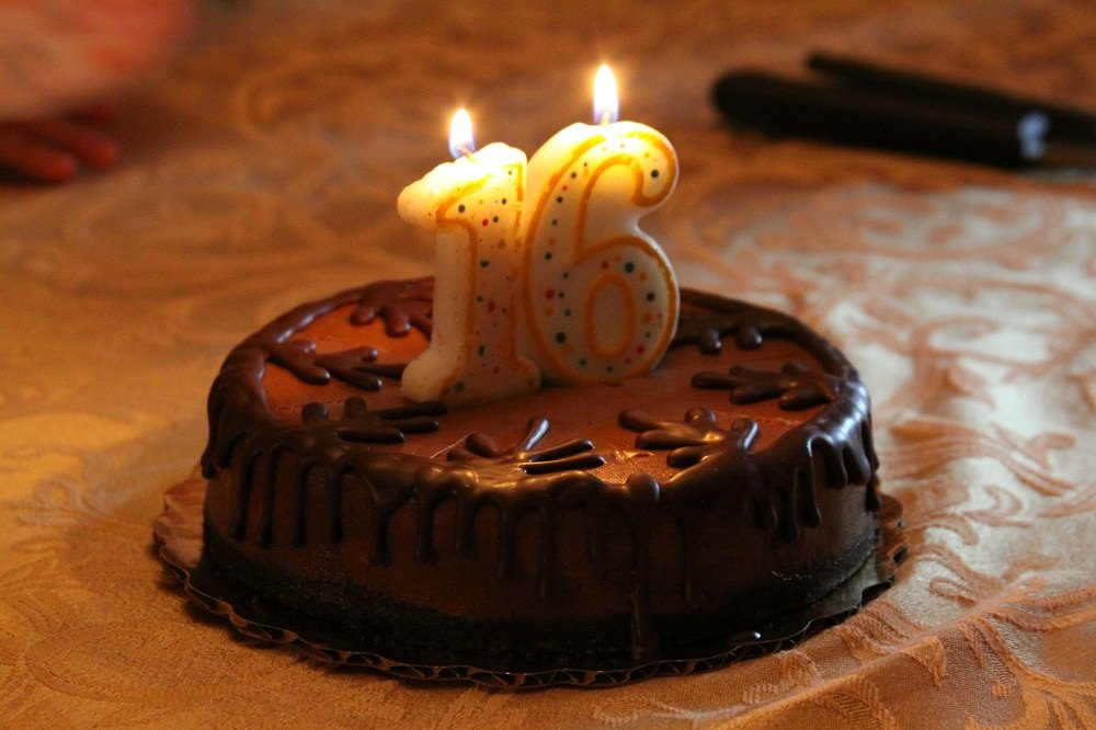 Cool 16th Homemade Birthday Cakes For Boys Online