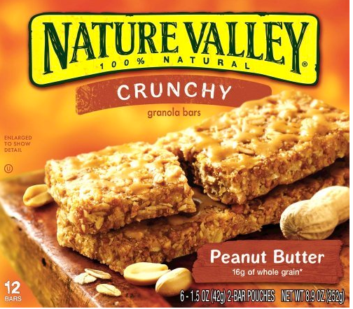 Photo courtesy of naturevalley.com