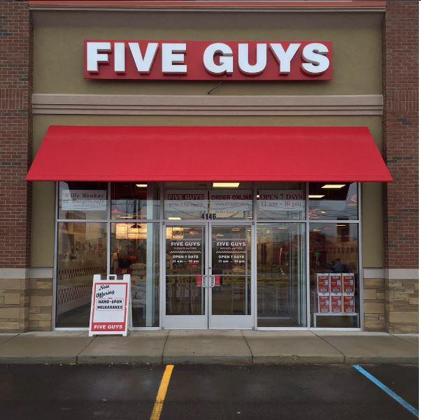 Top 50 Fast Food Restaurants