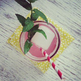 Rhubarb-Mint Soda and Coincidental Jam