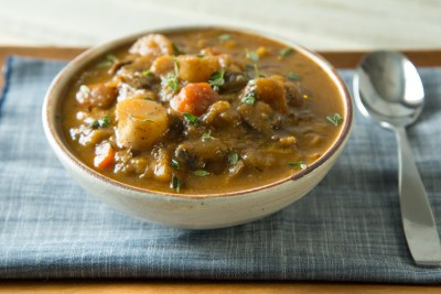 Hearty Vegetable Mushroom Stew