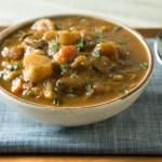 Hearty Vegetable Mushroom Stew
