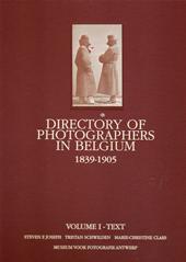Gentse fotografen actief na 1906 - Een aanvulling op de Directory of Photographers in Belgium