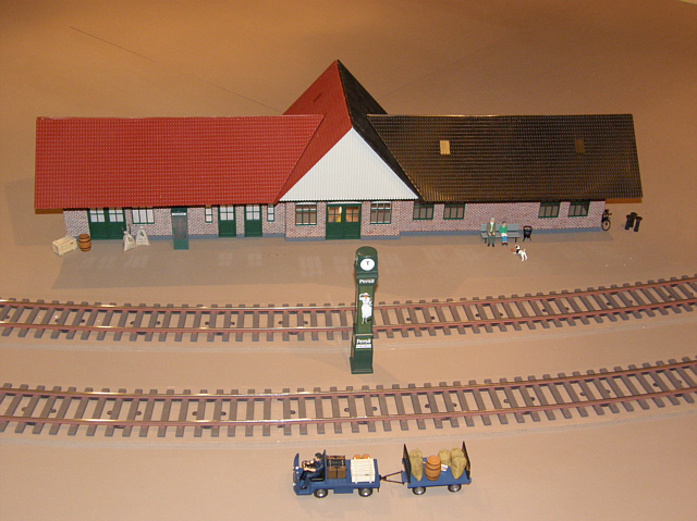 Lisenbro station