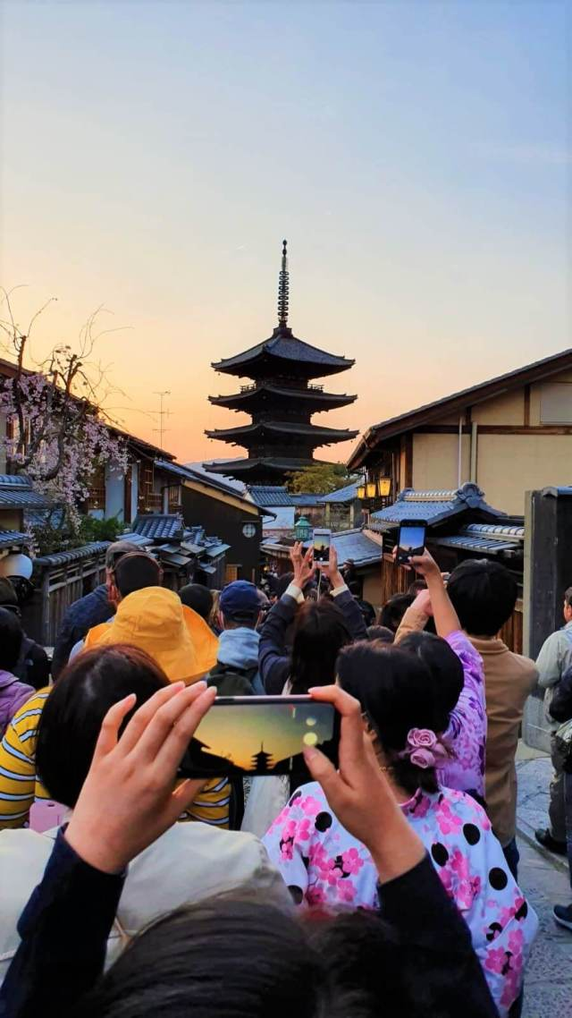 Half day in Gion and general shopping