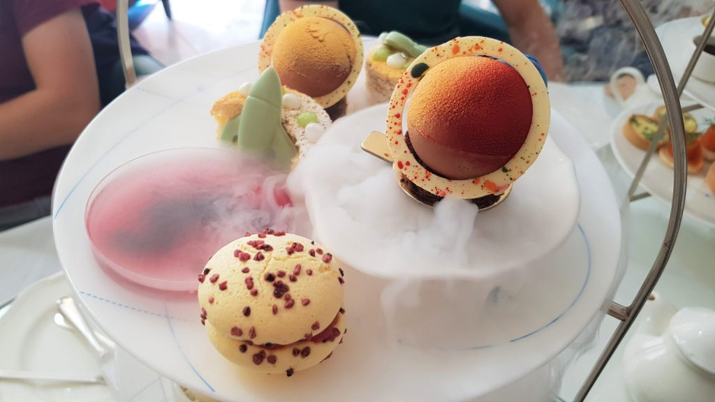 Review: Science Afternoon Tea in The Ampersand Hotel, London