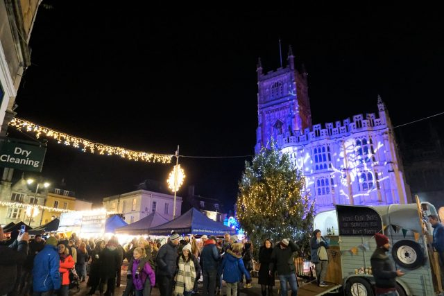 A few hours in Cirencester