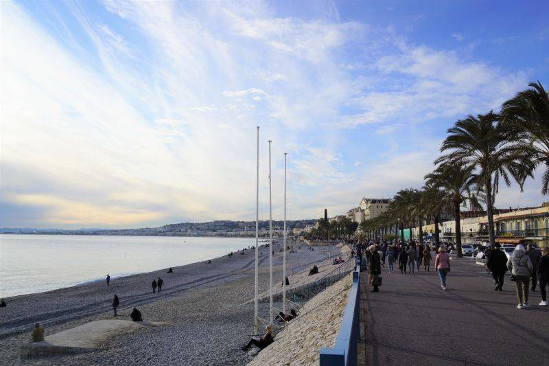 Half day in Nice, France Review