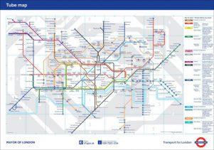 Londons Öffentlicher Personennahverkehr