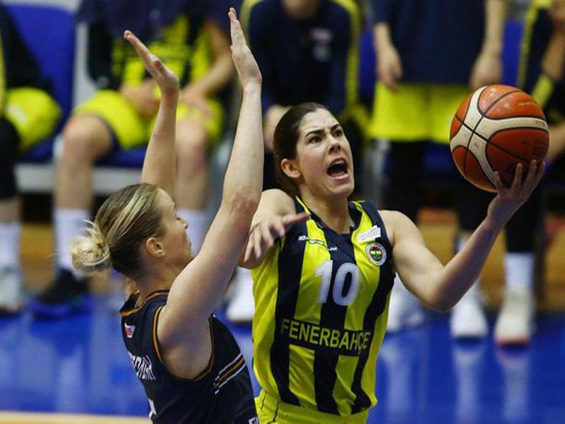 Kadınlar Basketbol Ligi finalinin adı Çukurova - Fenerbahçe oldu. Çukurova - Fenerbahçe Kadınlar Basketbol Süper Ligi final serisi detayları, maç takvimi