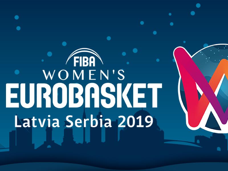 Türkiye Kadın Basketbol Milli Takımı'nın da yer alacağı 2019 FIBA Kadınlar Avrupa Basketbol Şampiyonası detayları, statüsü, gruplar ve maç programı