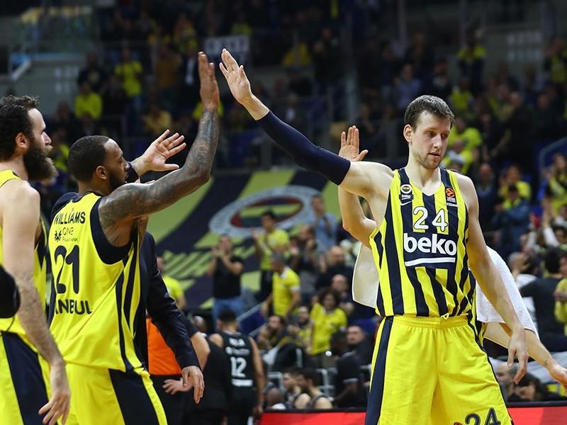 Fenerbahçe - Asvel