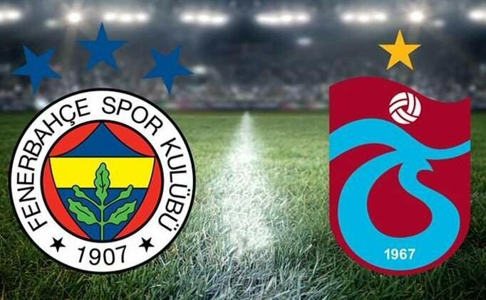 trabzonspor fenerbahçe maçı