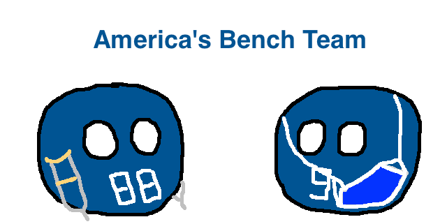 Dallas Cowboys - America's Bench Team