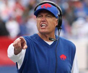 Rex Ryan and Buffalo Bills End The Patriots Perfect Season, Win 20-13 – Sportsverse