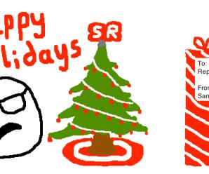 Merry Christmas and Happy Holidays – Spor Repor Comics