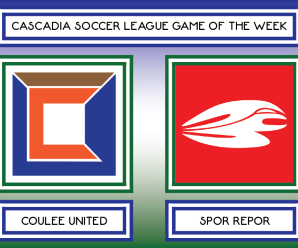 CSL GOTW – Coulee United vs Spor Repor Salmon (Week 1)