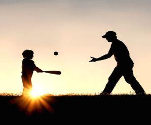 Father Still Traumatized His Son Can't Throw A Baseball