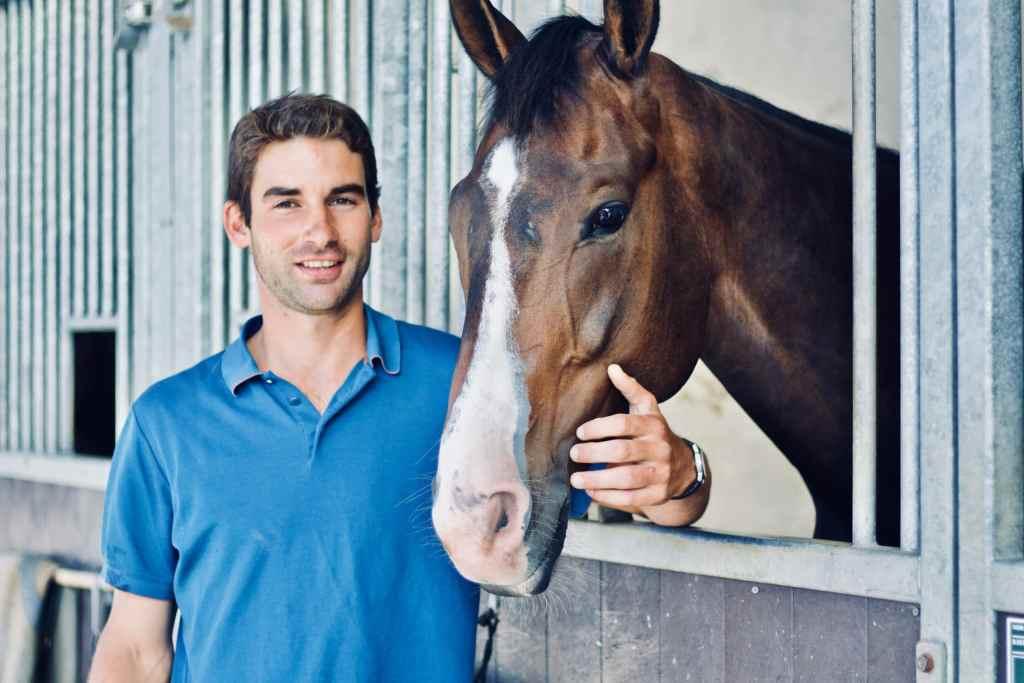 Astier Nicolas choisir son cheval